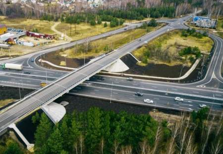 Трассу М12 «Москва – Казань» введут в эксплуатацию в 2024 году