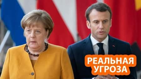 Лавров пригрозил достать Макрона и Меркель «из-под коряги» из-за Донбасса