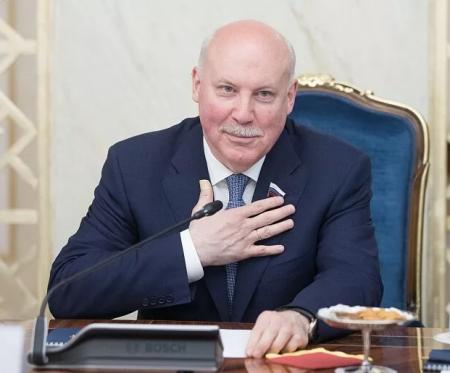 Мезенцев больше не посол России в Белоруссии — Путин снял его с поста