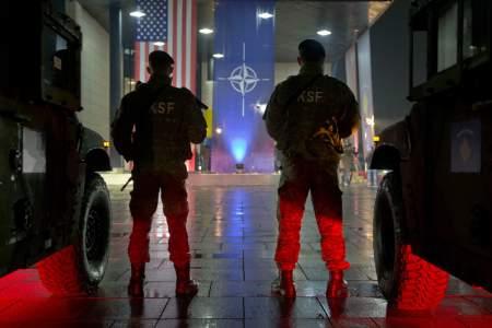 Военный «сюр»:  силы безопасности Косово проведут учения с НАТО