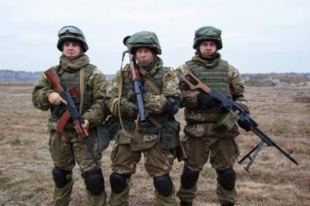 Украинскую Нацгвардию будут дрессировать американские инструкторы