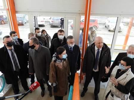 В старой части Нижневартовска готовится к открытию отделение детской поликлиники