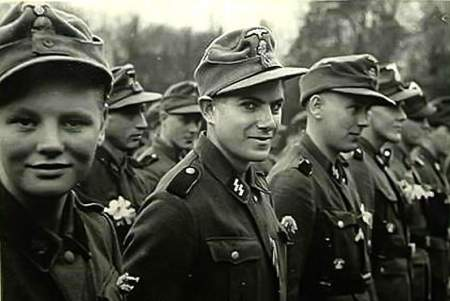 Нераскаявшиеся нацисты: в Норвегии сняли документальный фильм о бывших пособниках Гитлера