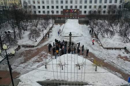 Митинги в поддержку Навального закончились полным фиаско