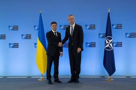 Сигнал для России: Украина требует план  по вступлению в НАТО
