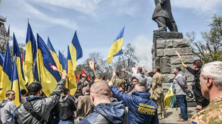 Украинские радикалы рукой Зеленского переписывают историю трагедии в одесском Доме профсоюзов