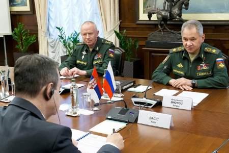 России и Сербии есть что обсудить