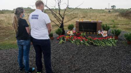 Мародеры растащили трупы - останки жертв крушения боинга МН17 так и не нашли
