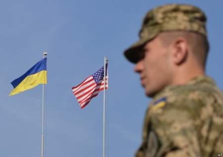 США вооружают Украину на 150 млн долларов