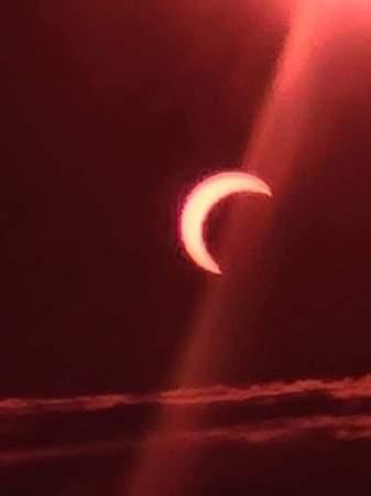 Круги На Полях И о чем молчат астрономы, от увиденного, в день Солнечного затмения 10 июня 2021 года