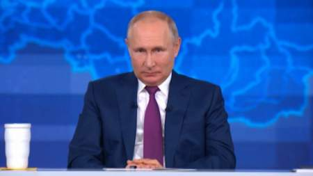 Прямая линия с президентом доказала, что Путин реально заботится о народе
