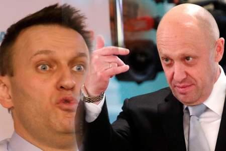 Лузеры Навального не могут одолеть Пригожина в суде