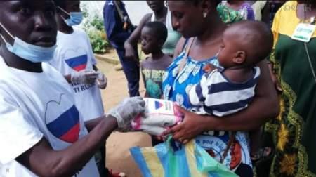 Друг познается в беде – Россия послала гуманитарную помощь жителям ЦАР