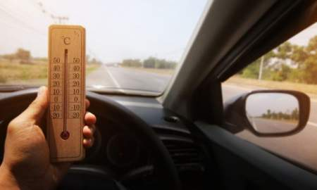 Как быстро охладить салон машины, припаркованной на солнцепеке